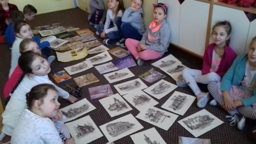 Uczniowie klasy IB poznają historię Tarnowa