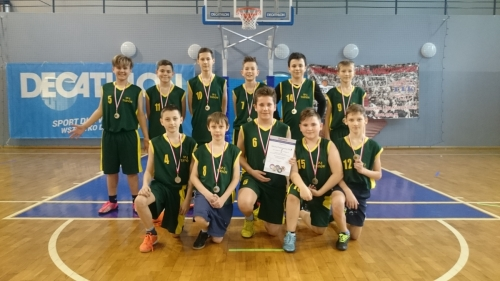 Sukcesy uczniów SP3 w pływaniu i koszykówce (10.02.2019)