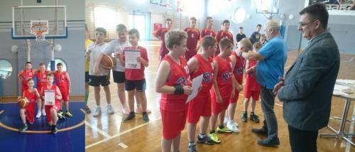 Mistrzostwa Tarnowa w Koszykówce Chłopców 3X3 w ramach Igrzysk Dzieci