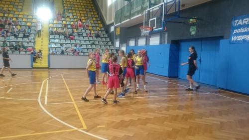 Turniej koszykówki dziewcząt o Puchar Prezydenta Tarnowa