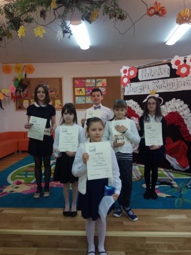 XXII Ogólnopolski Konkurs Polskiej Poezji Religijnej (23.11.2018)