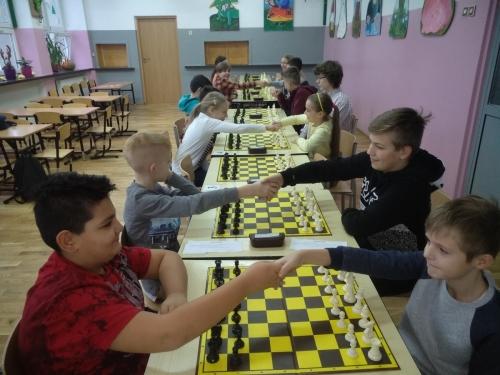 Szkolny Turniej Szachowy (11.01.19)