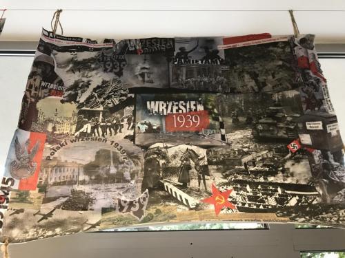 80. rocznica wybuchu II wojny światowej (wystawa)