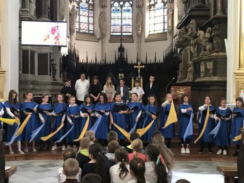 16 października – Dzień Papieski w SP3.